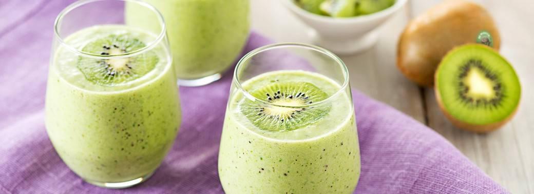 Avocado Mighties™ Kiwi Smoothie