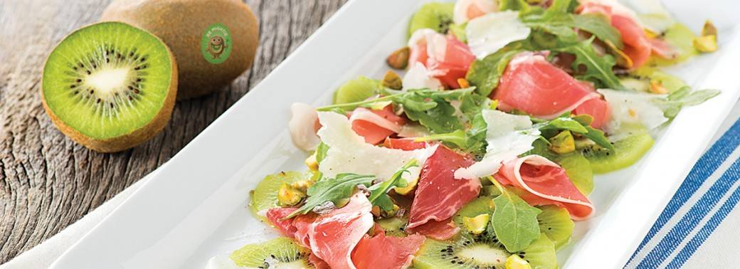 Mighties™ Kiwi Carpaccio