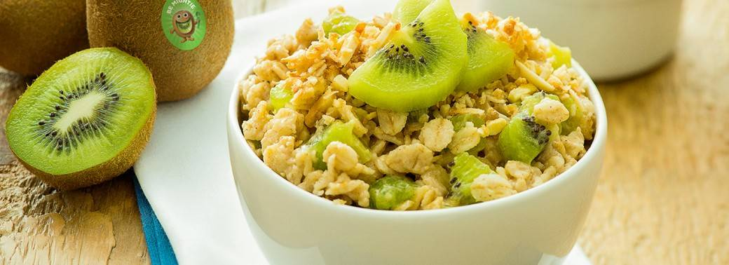 Mighties™ Kiwi Oatmeal
